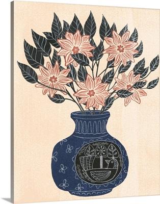 Vase of Flowers III