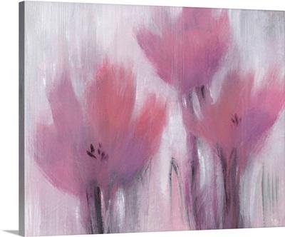 Vibrant Fuchsia Floral II