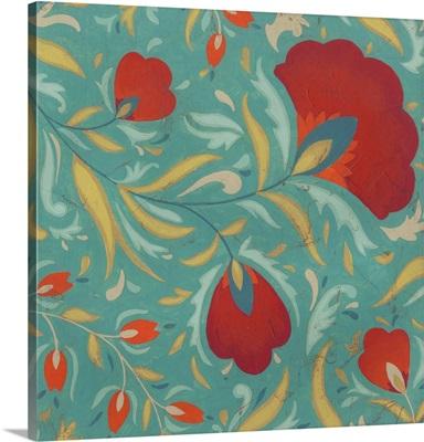 Vibrant Textile II