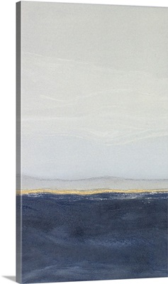 View to the Shore Diptych I