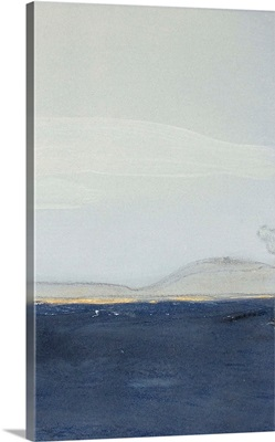 View to the Shore Diptych II