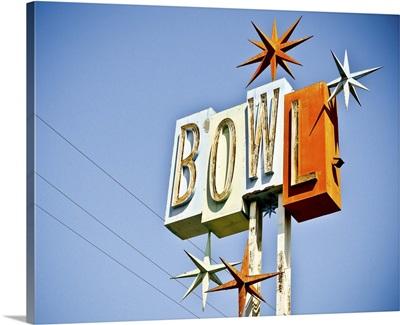 Vintage Bowl III
