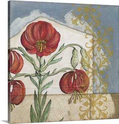 Vintage Lilies I