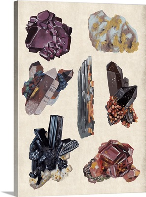 Vintage Minerals II