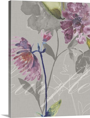 Violette Fleur II