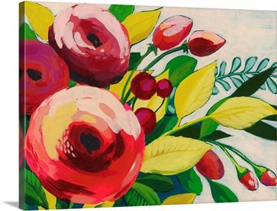 Vivacious Bloom I