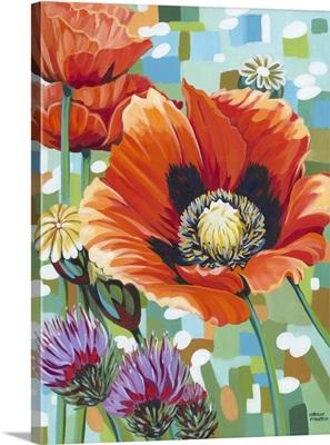 Vivid Poppies II