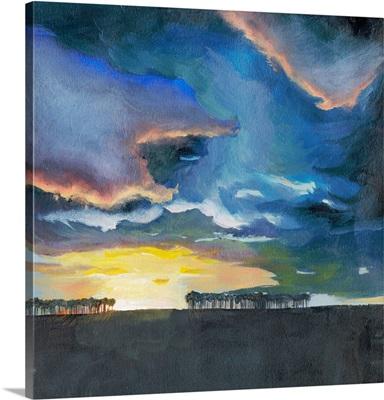 Vivid Sunset II