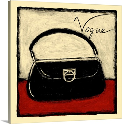 Vogue on Red
