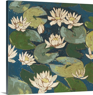 Water Flowers I