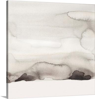 Watercolor Abstract Horizon II