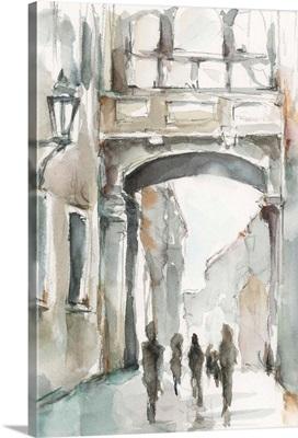 Watercolor Arch Studies I