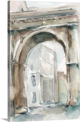 Watercolor Arch Studies III