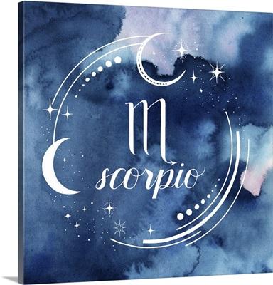 Watercolor Astrology VIII