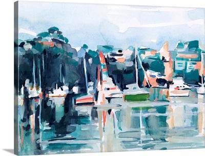 Watercolor Bay II