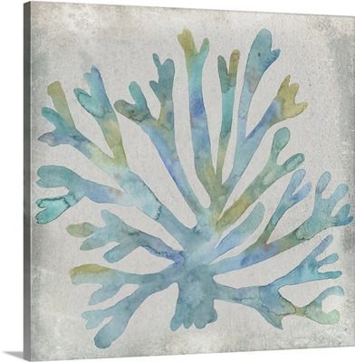 Watercolor Coral I
