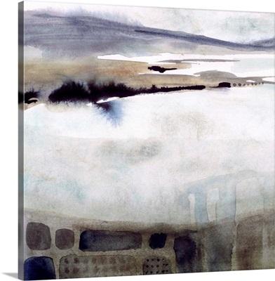 Watercolor Moor I