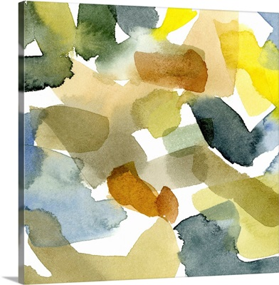 Watercolor Palette I