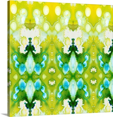 Watercolor Quilt IV