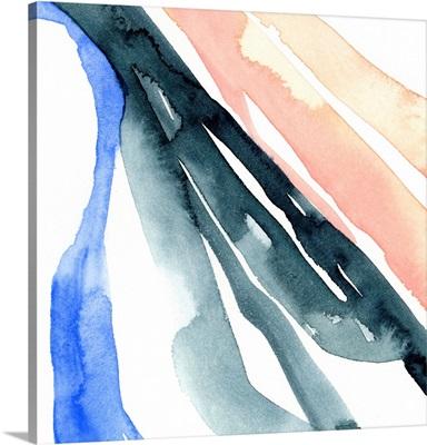 Watercolor Ribbon I