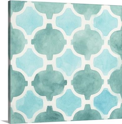 Watercolor Tile II