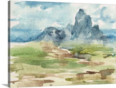 Watercolor Views I