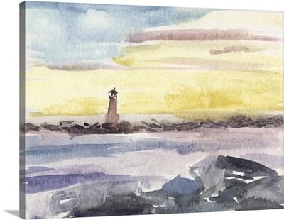 Watercolor Views II