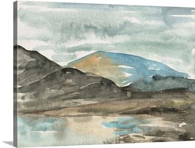 Watercolor Views VII