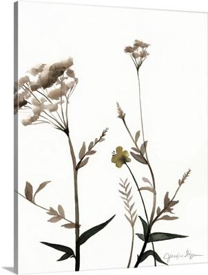 Watermark Wildflowers I