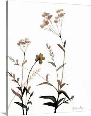 Watermark Wildflowers VII