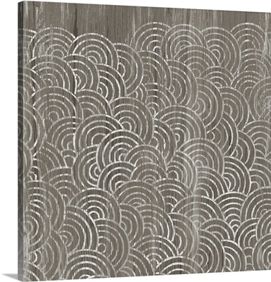 Weathered Wood Patterns I