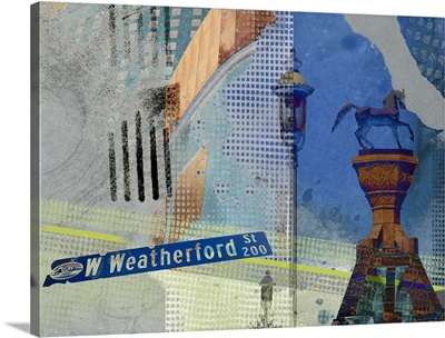 Weatherford St. Ft. Worth