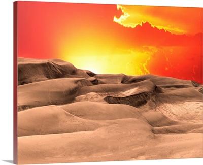 Western Landscape Photo VII