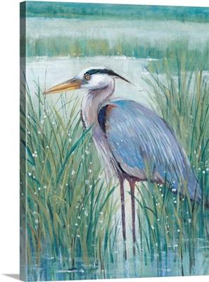 Wetland Heron II