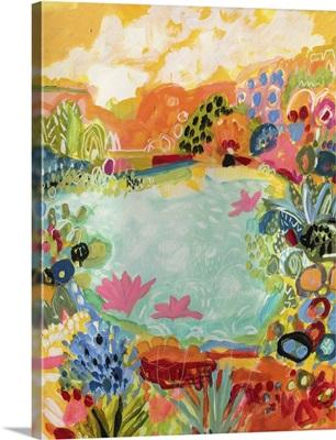 Whimsical Pond I