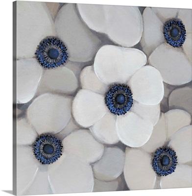 White Anemone I