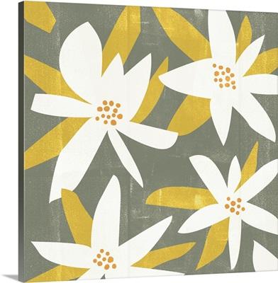 White Petals I