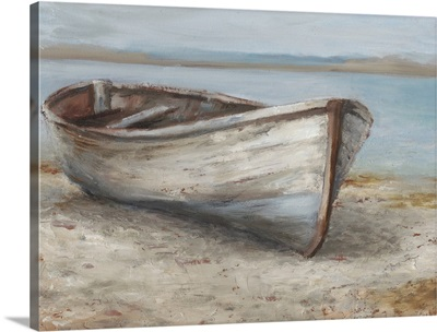 Whitewashed Boat I