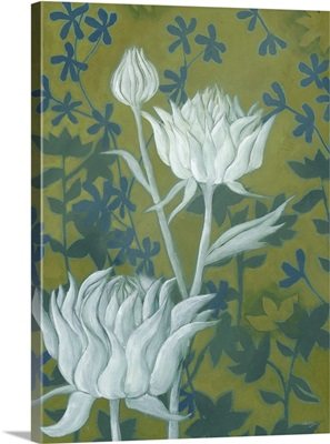 Wild Chrysanthemums II