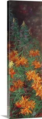 Wild Lily Garden II