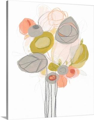 Wildflower Contour II