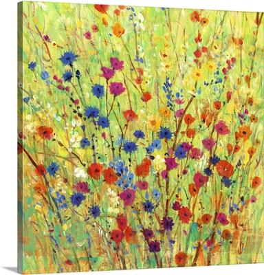 Wildflower Patch I