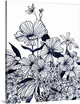 Wildflower Tangle II