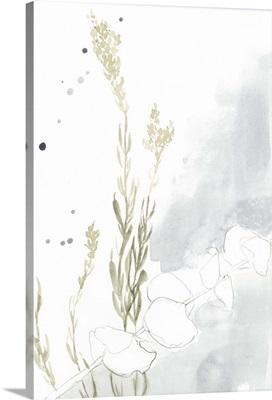 Wildflower Triptych II