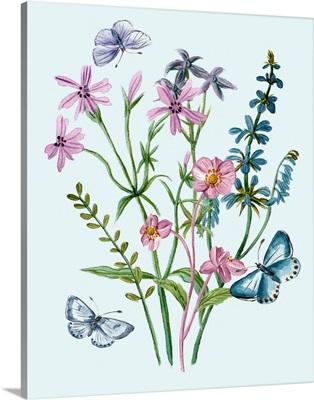 Wildflowers Arrangements IV