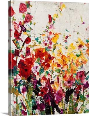 Wildflowers Blooming I