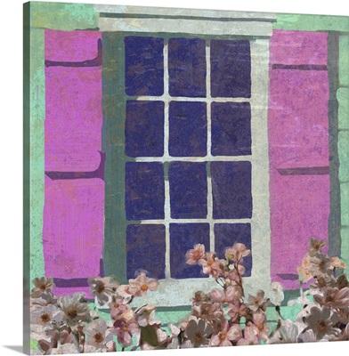 Window Floral II
