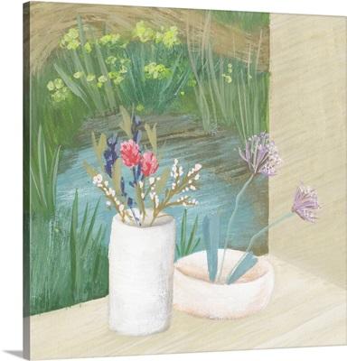 Window Plants III