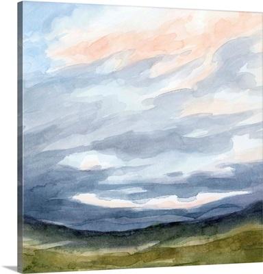 Windswept Horizon I