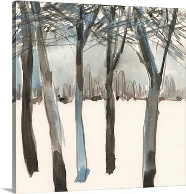 Winter Treeline I
